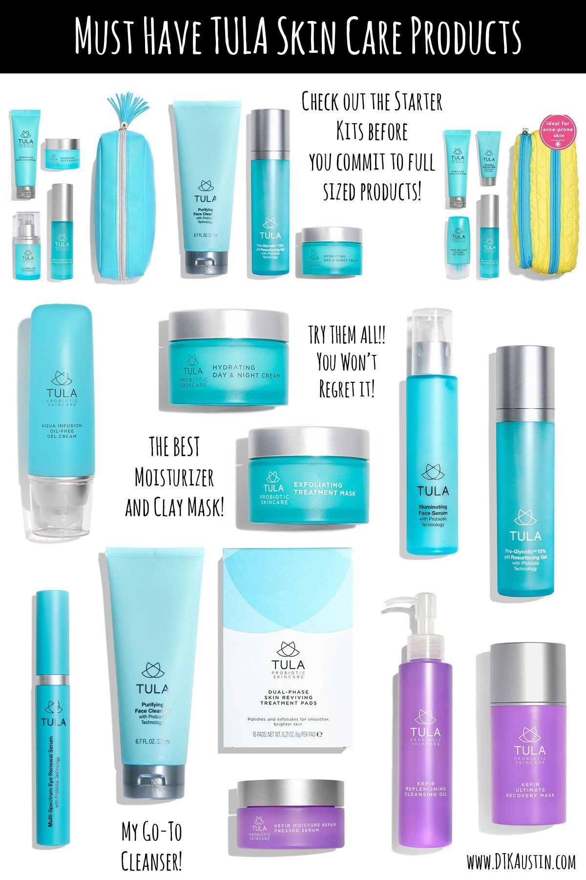 Must Try Tula Skincare Products 20 Off Promo Code My Must Have Tula Skincare Products The Best Skincare P Tula Skincare Best Skincare Products Skin Care