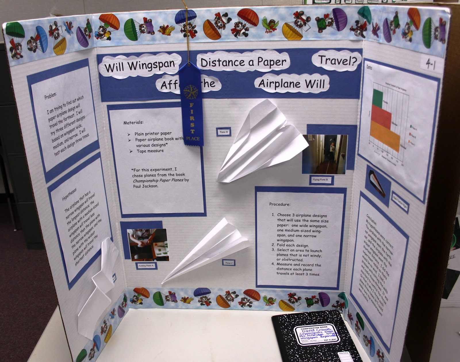 2nd Grade Science Fair Poster Pictures Copperopolis Elementary Science Fair