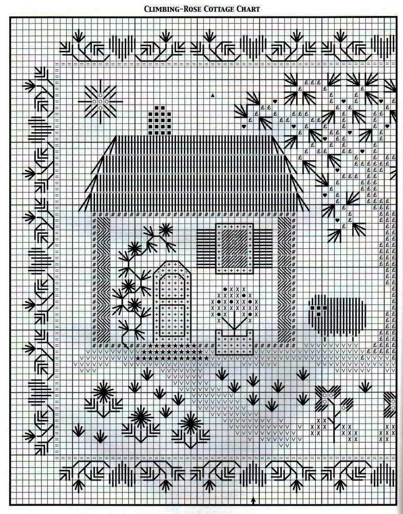 Blackwork cross stitch charts free 56