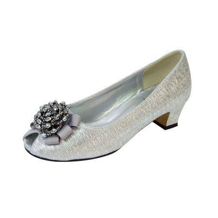 0682dc47b3d5 Floral Women s Allie Extra Wide Width Peep Toe Dress Pump