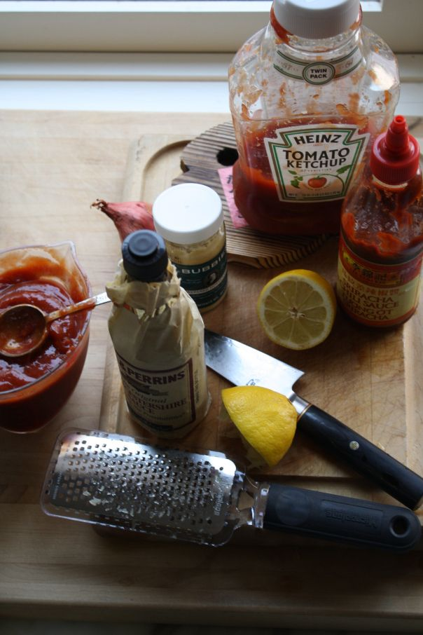 sriracha cocktail sauce