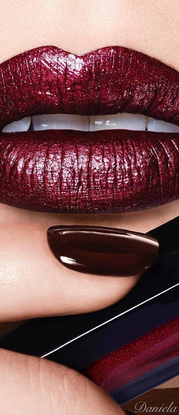 Pin by tessie maloo on burgundy pinterest dior lips and makeup