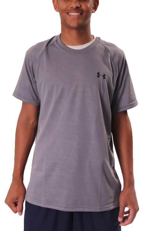 Tech Novelty S/S in GPH by Under Armour