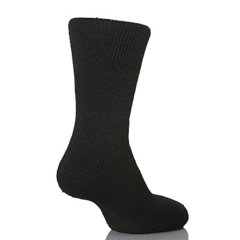 Heat Holders Womens Original Style Socks - 1 Pair Black, Women's - DBUSLHH24G1-BLACK