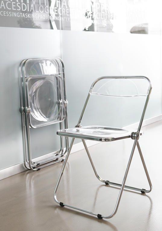 CASTELLI Plia Chair | Chairs | Design | Arredamento, Interior design ...