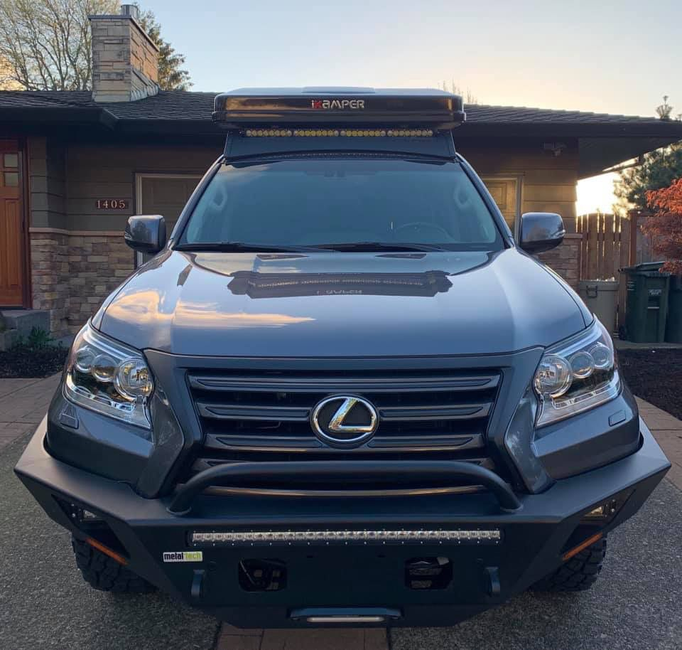 Pin by Michael on Lexus off road lexus overland in 2020