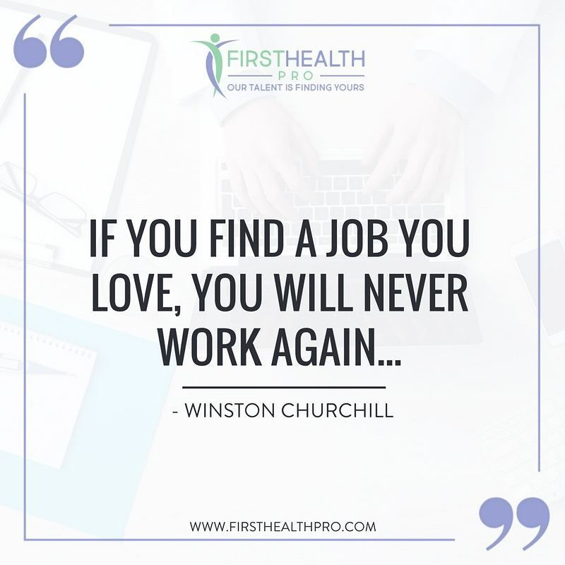 Let one of our recruiters find you the job you love! via