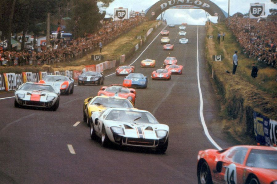 Ford GT40 Scalextric #15 - 24 heures du Mans 1966 | ford ...