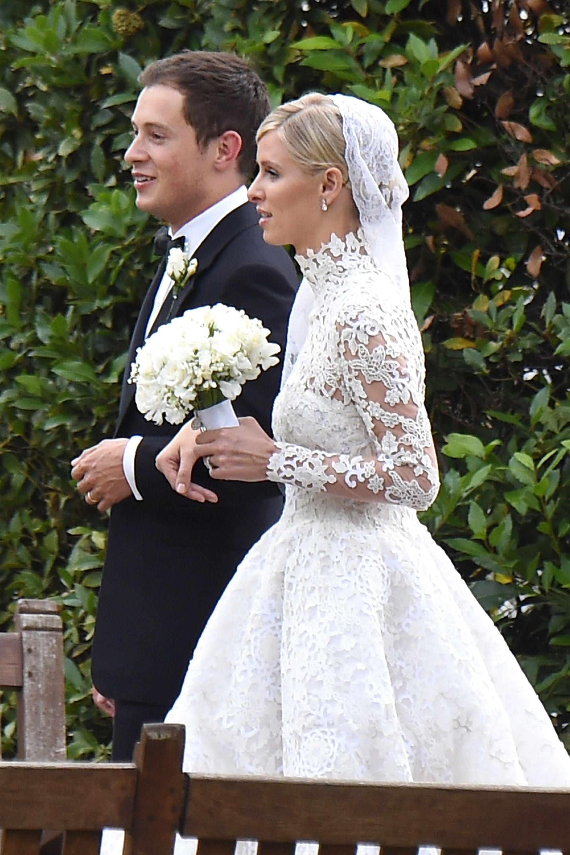 Inside Nicky Hilton S London Wedding Weekend Nicky Hilton Wedding Hilton Wedding Wedding Dresses