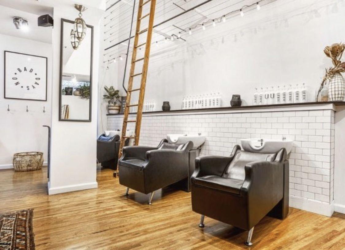 Marlo Salon Inc Myminerva Salon Interior Design Interior Design Furniture Interior Design Gallery