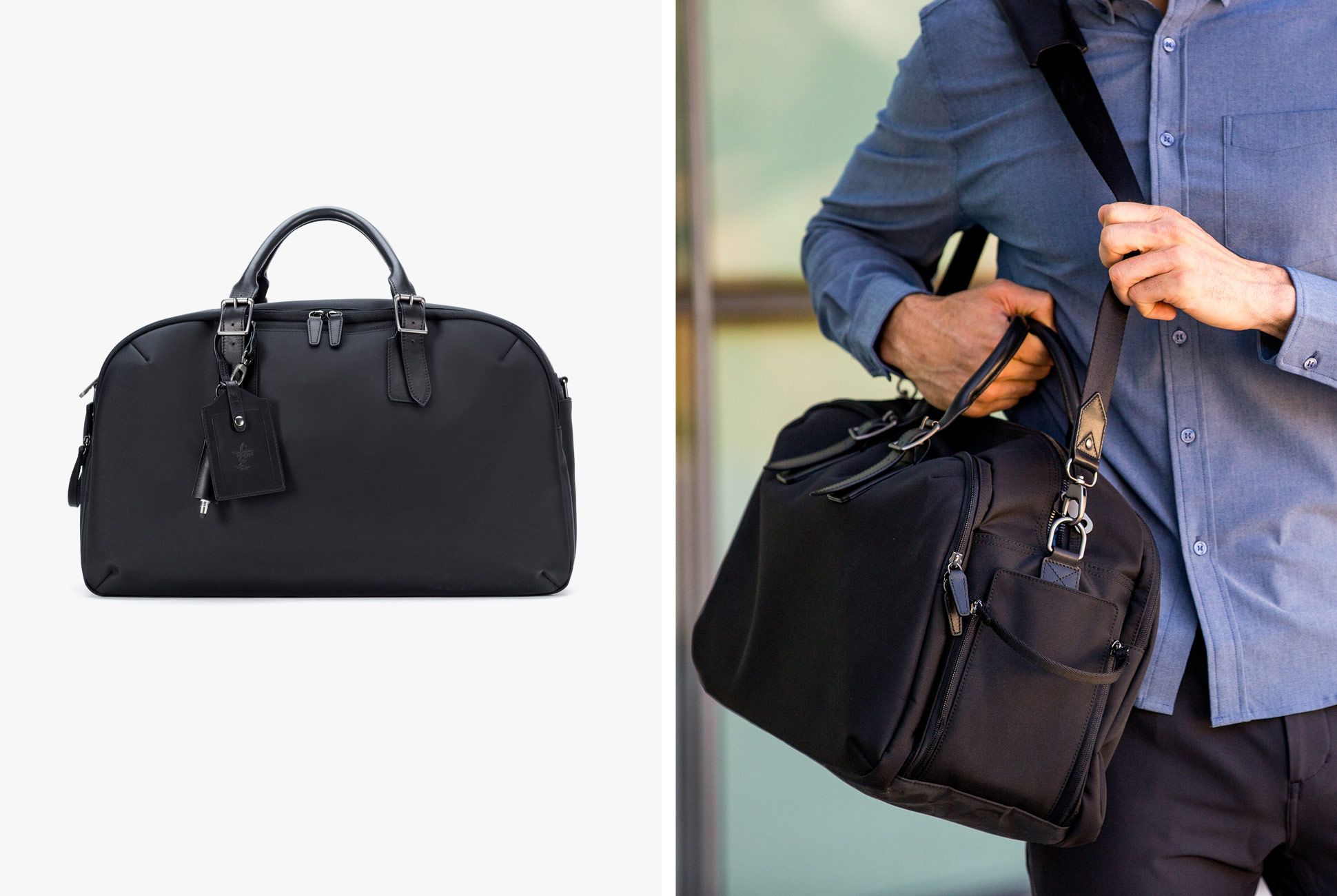 Stuart   Lau s Gym Bag is All You Need and is  95 Off • Gear Patrol e4556eaac2636