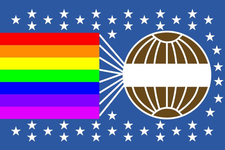 Peace Congress Flag Flag Of Earth Wikipedia Peace Flag Congress Flag Flag