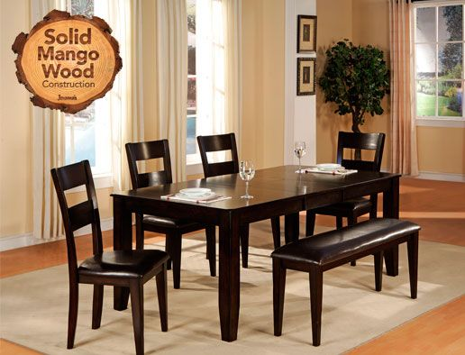 Mango Jerome S Furniture Dining Room Sets Dining Room