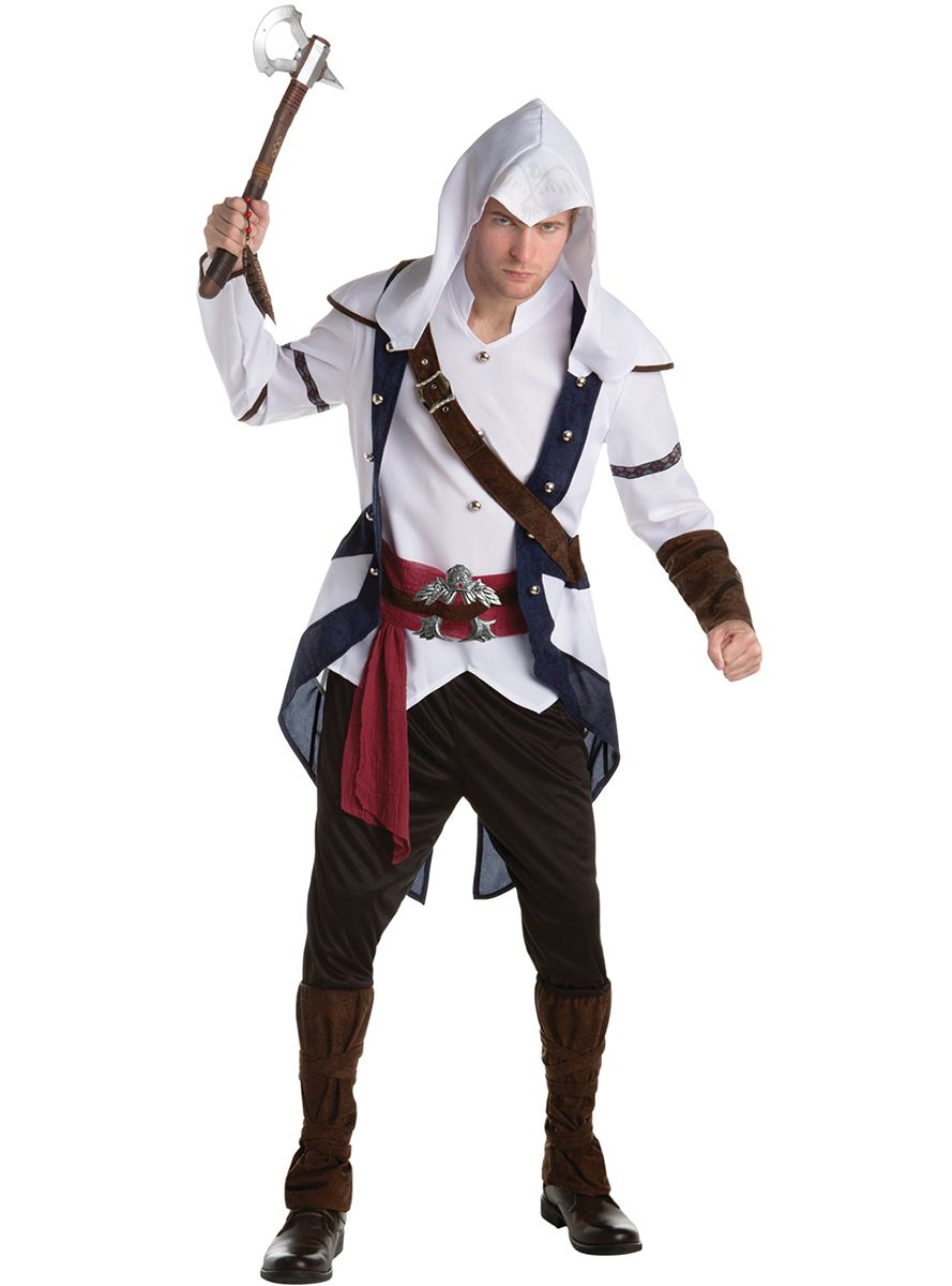 Pánský kostým Connor Assassin´s Creed  3cee7e0733c8