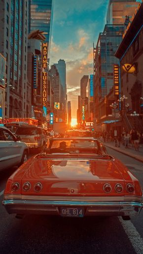 Taste of Summer, 42nd Street, NYC by _ajfny Путешествие