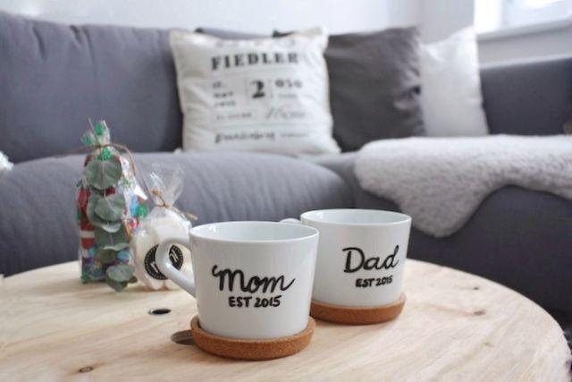 die besten 25 geschenk eltern ideen auf pinterest. Black Bedroom Furniture Sets. Home Design Ideas