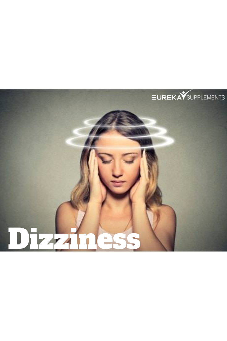 Dizziness is a common symptom for women in menopause, but
