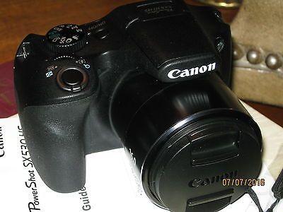 Canon PowerShot SX530 HS 16.0 MP Digital Camera Kit. (MA5) Black...No Reserve... https://t.co/kddmUHlSVW https://t.co/8jf7Il58YS