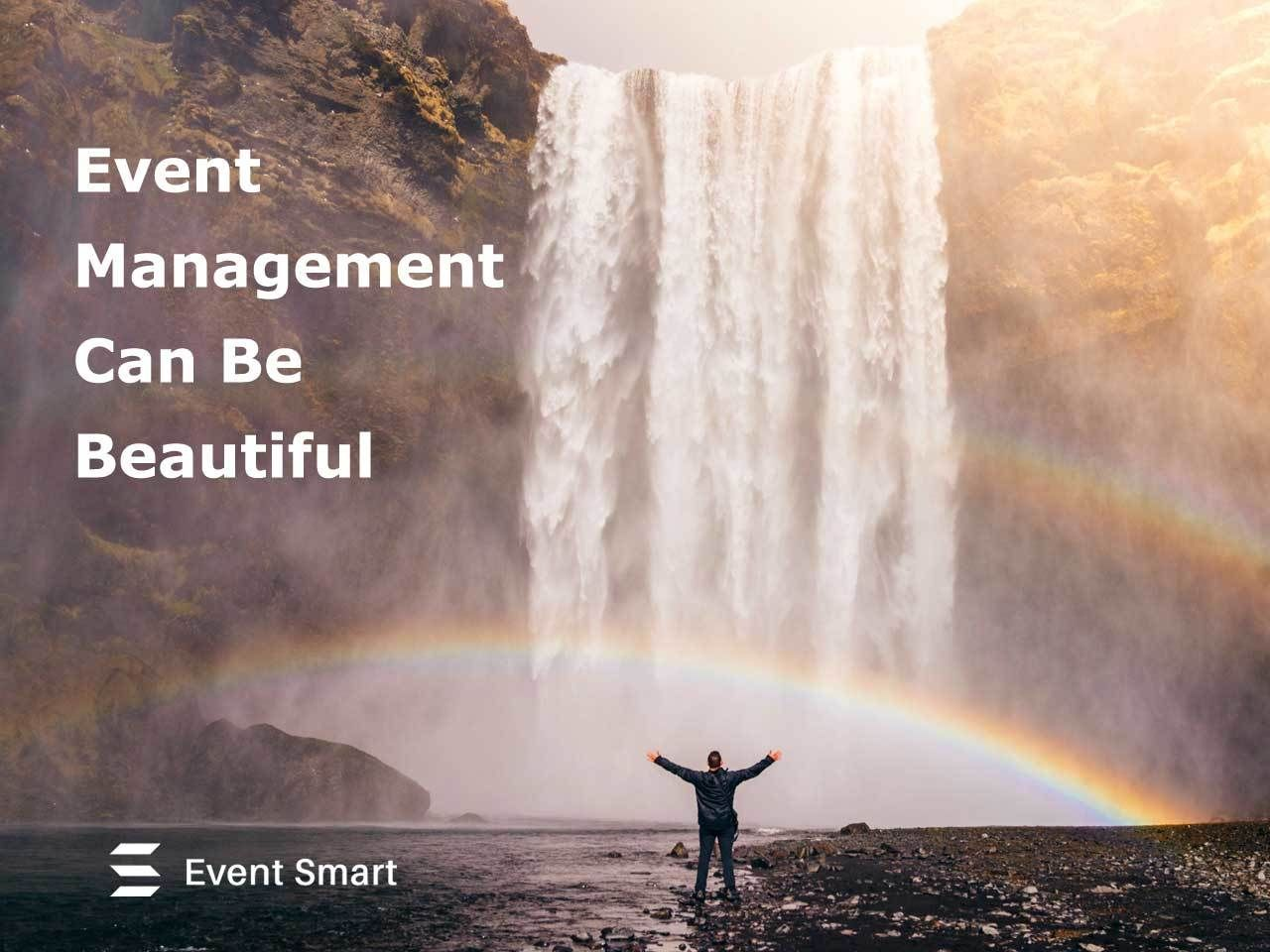 Event Management Can Be Beautiful with the Advanced Event Editor  #eventtech #eventprof