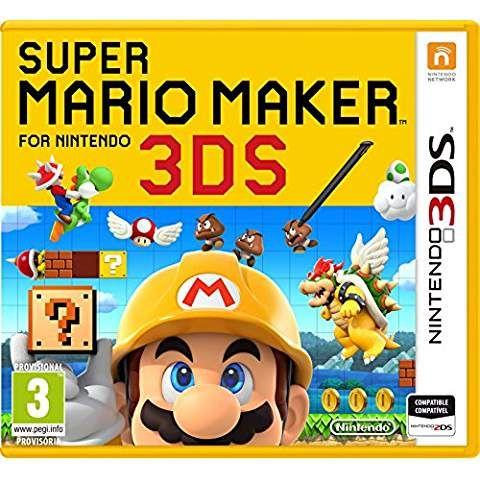 Amazon Es Super Mario Maker 3 Ds Video Game Console Pinterest