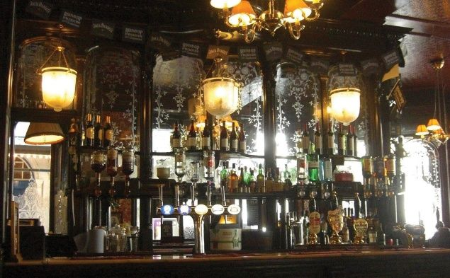 90 St Martins Lane Covent Garden London WC2 Described By Nairn As Just About The Perfect Theatre Bar With Much Sparkle A Brandy And Soda