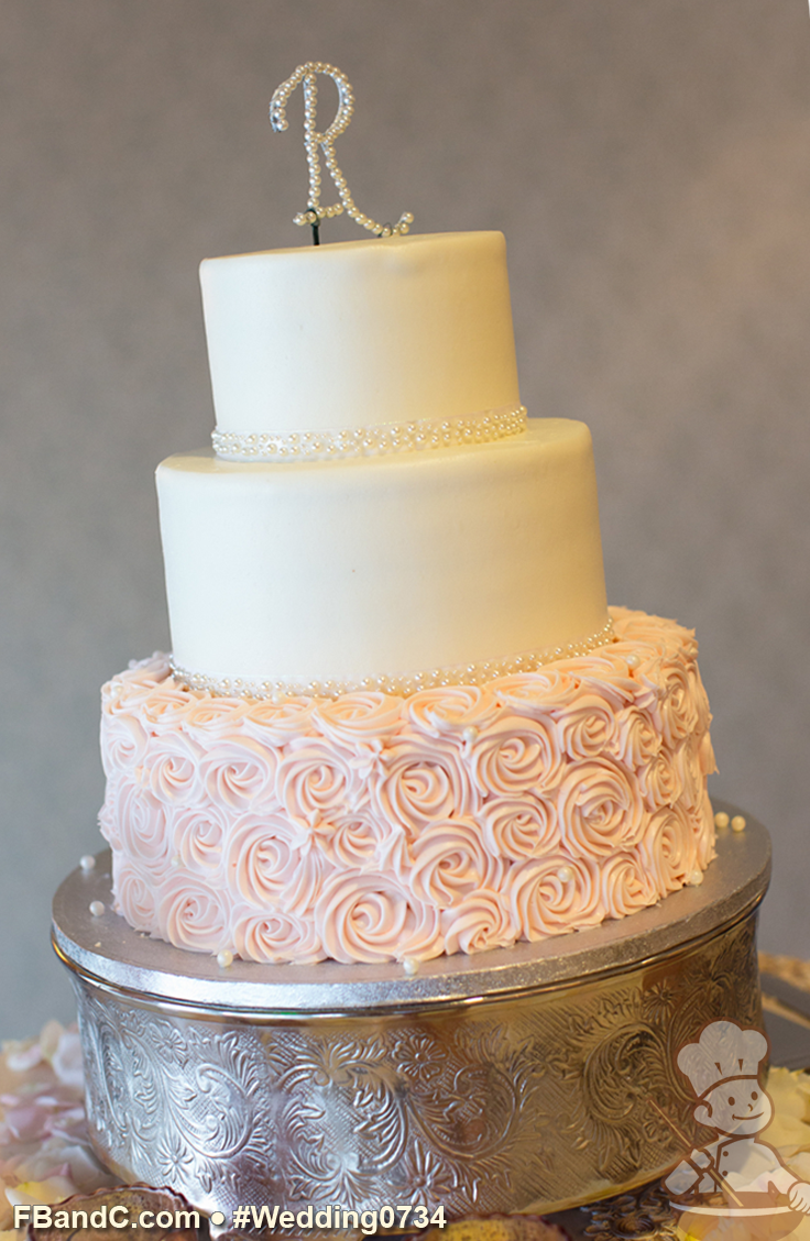 swirl wedding cake design w 0734 butter wedding cake 12 quot 9 quot 6 20703