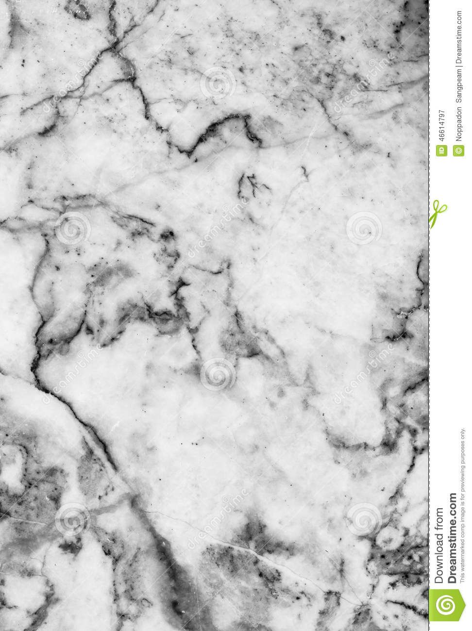 Marble patterned texture background ,Black and white ...