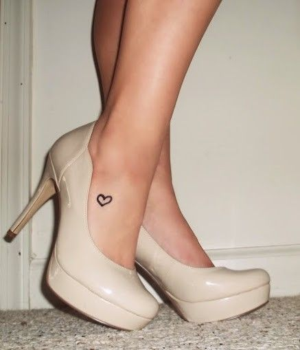 I Love Just A Little Something On The Foot Especially Since I Love