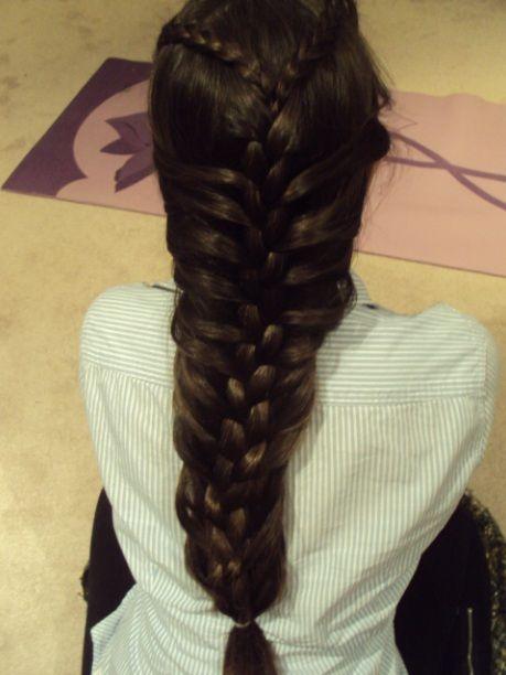 beautiful hipster hairstyles hair long hair braid cute