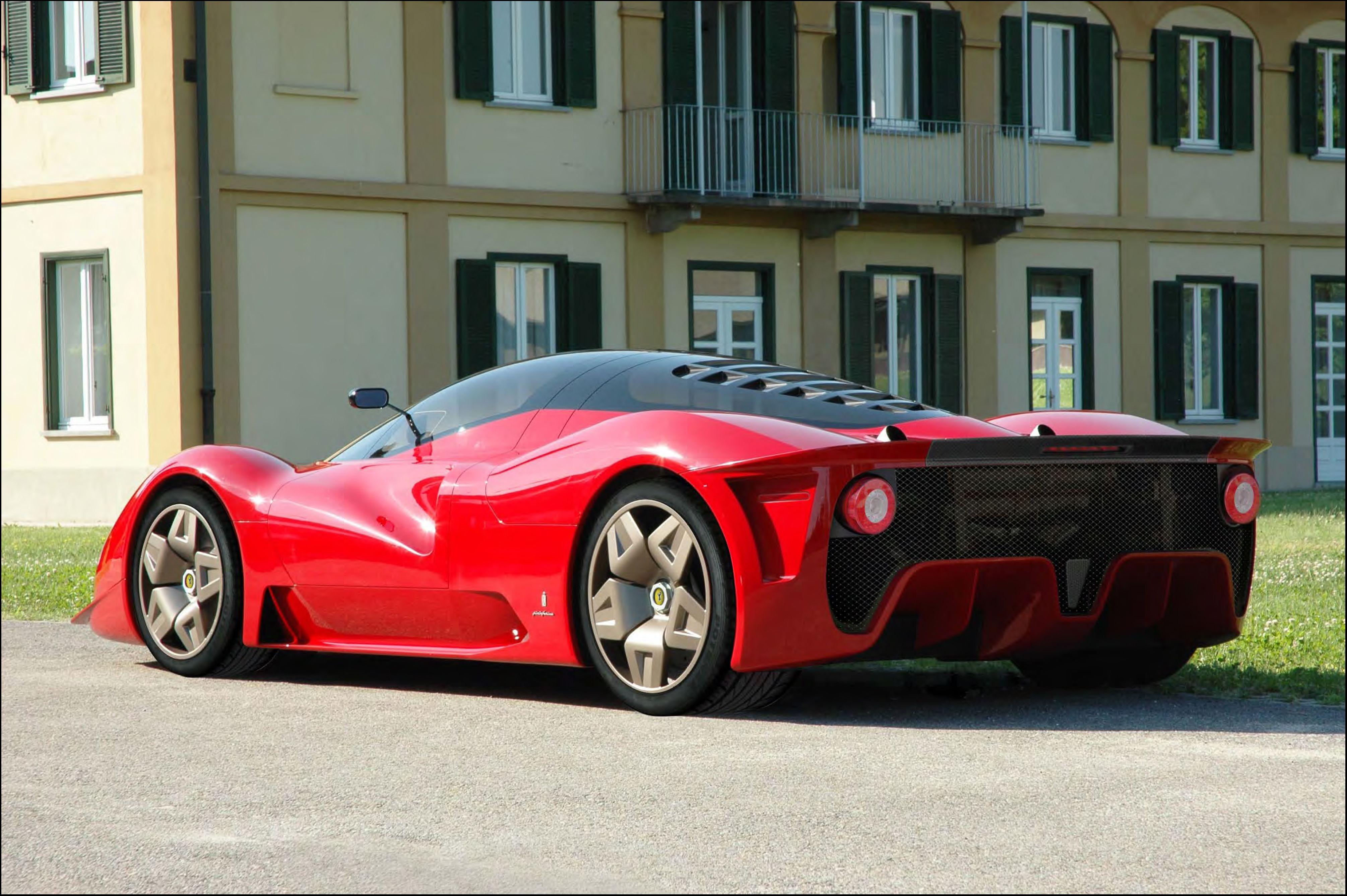Pininfarina Ferrari P45 The Glickenhaus Car 2006 Cars