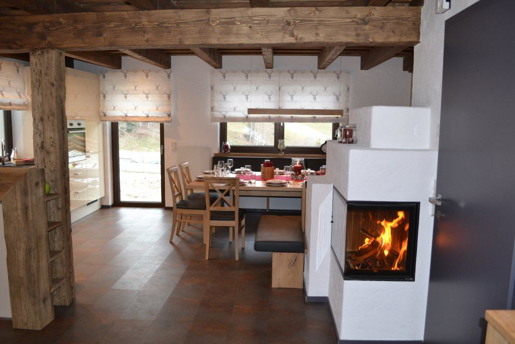 Luxurioses Alpen Chalet Fageralm In Osterreich Kaufen Almhutten