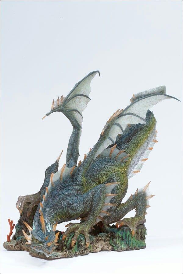 SERIES 2 KOMODO DRAGON Action- & Spielfiguren MCFARLANE TOYS DRAGONS QUEST FOR THE LOST KING SERIES 1