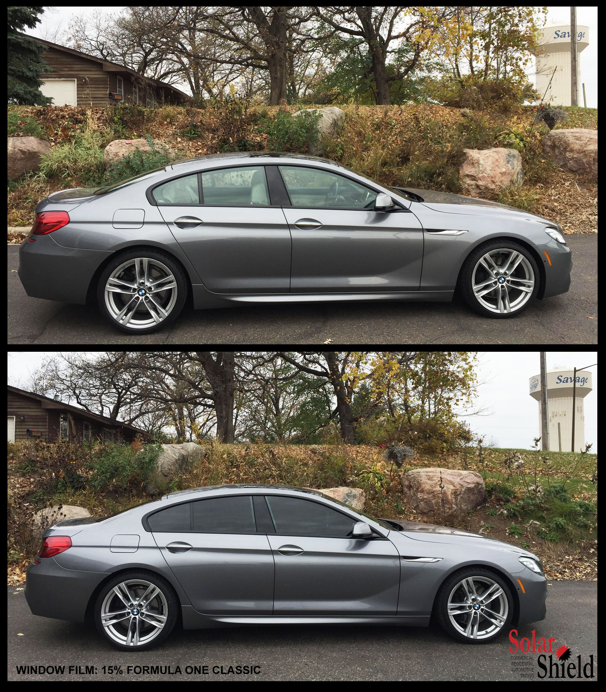Window Tinting Mn >> Nice Work Today Bmw 640i With Formulaone Classic 15 Film