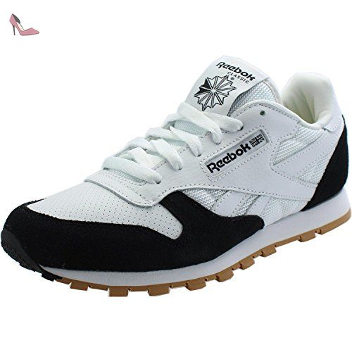 Link Reebok Leather Chaussurespartner Ar2541 Spp Classic 34jRq5AcL
