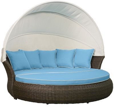 Havertys Bali Daybed Furniture, Havertys Outdoor Furniture