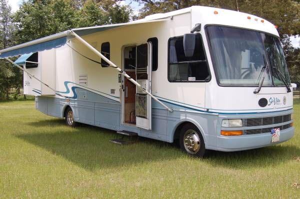 2000 National Rv Seaview In Lake City Fl Florida Lake City Lake Rv