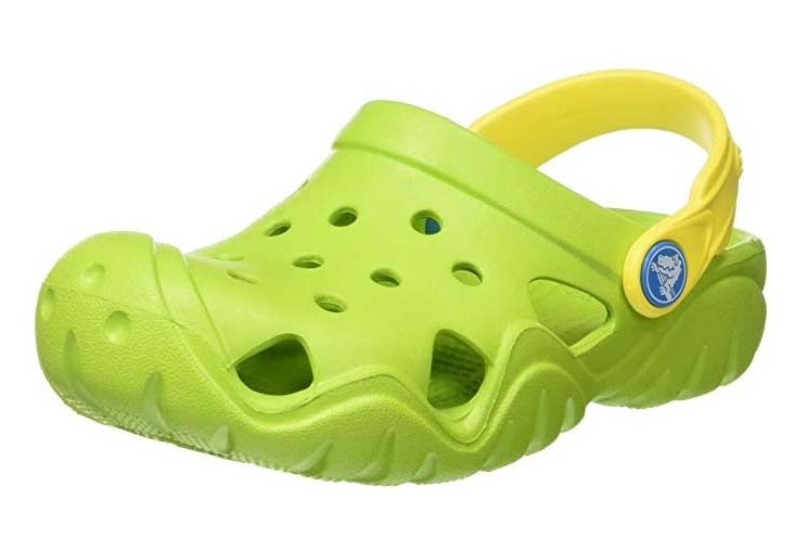 Crocs Kids Boys and Girls Swiftwater Clog