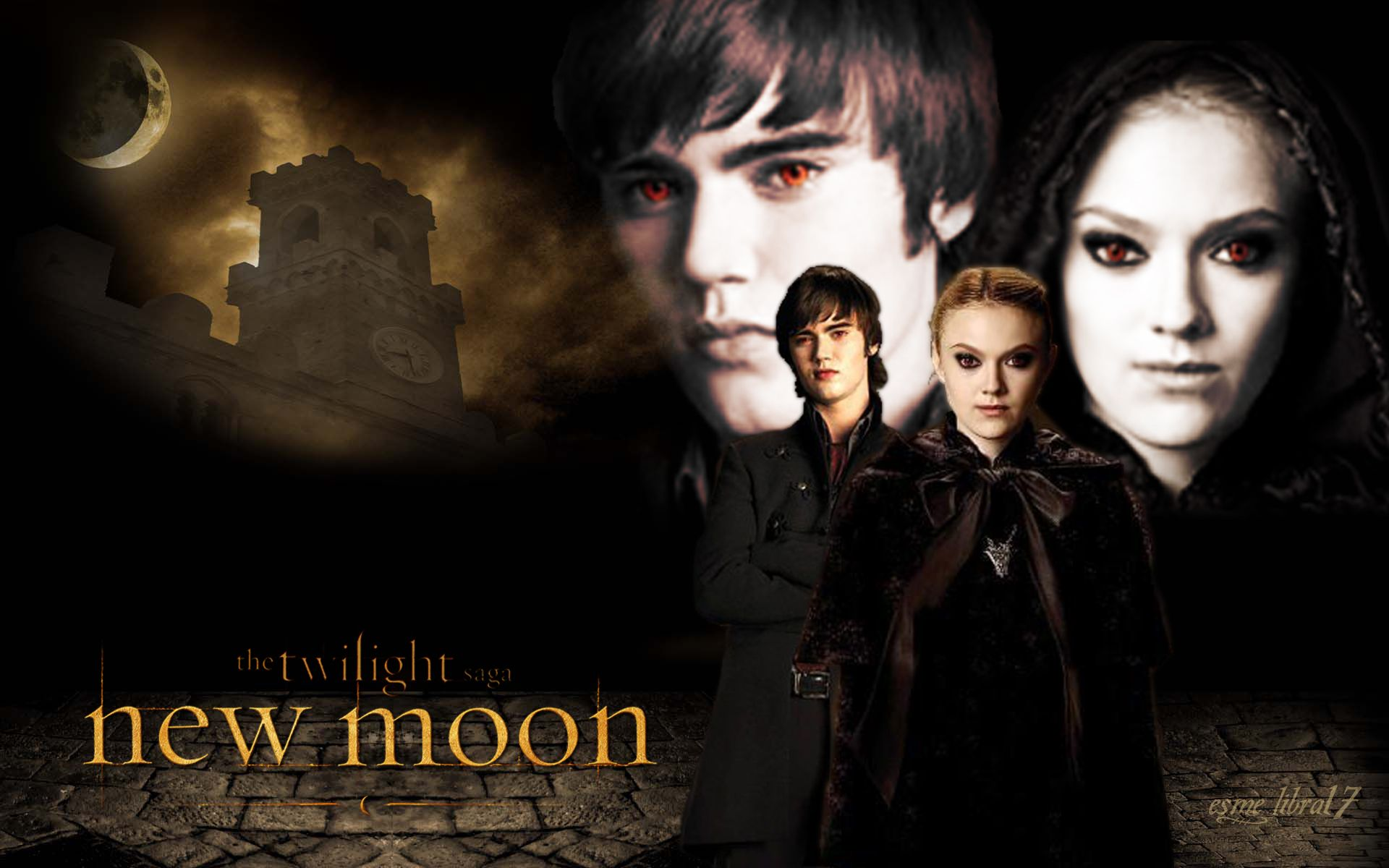 The Twilight Saga: New Moon HD Wallpapers Backgrounds 1600?1200 ...