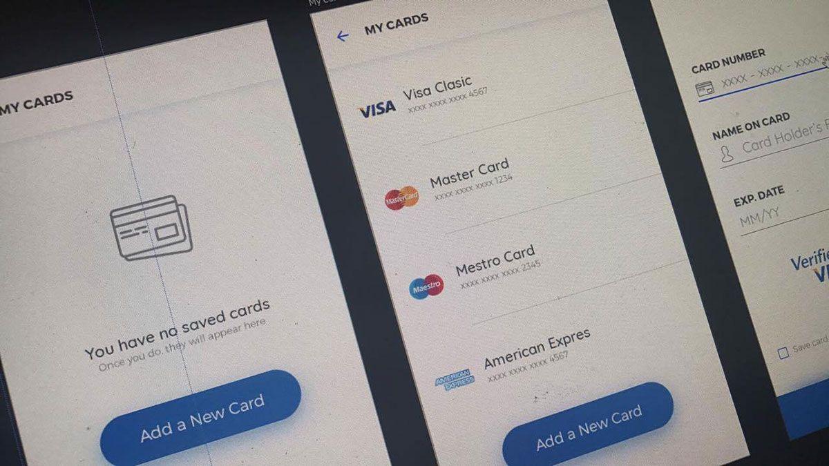 Transfergalaxy money transfer app on behance apps