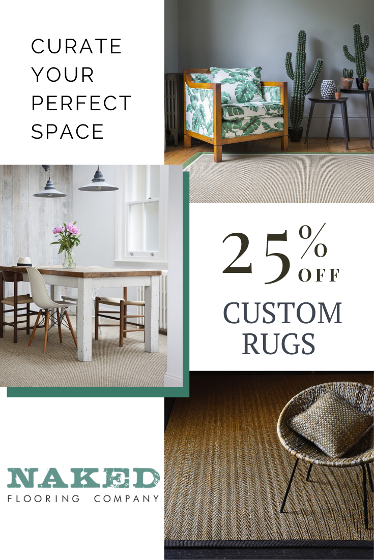 Design Your Own Rug, Made to Order Natural Flooring