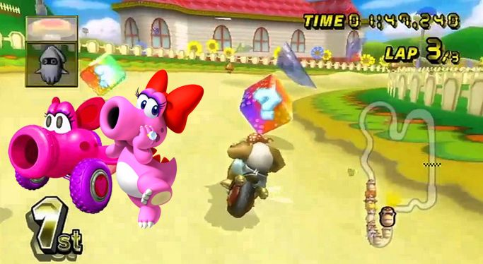 Unlock All Characters In Mario Kart Wii Mario Kart Wii Mario