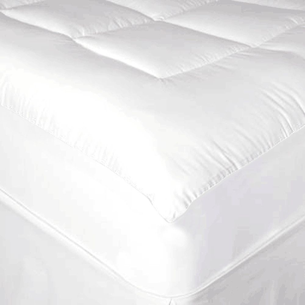 Waterproof Pillow Top Mattress Pad Products