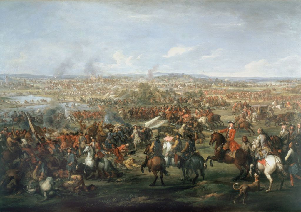 The War Of The Spanish Succession 1701 1714 - Lessons - TES Teach ...