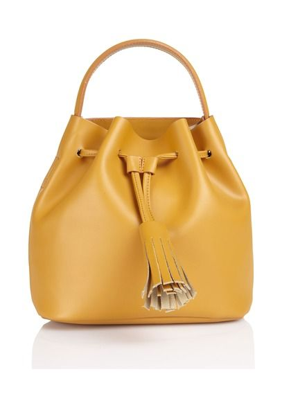 Seau Au ParisÀ Jaune En Sac Main Printemps Cuir By WroexCdB