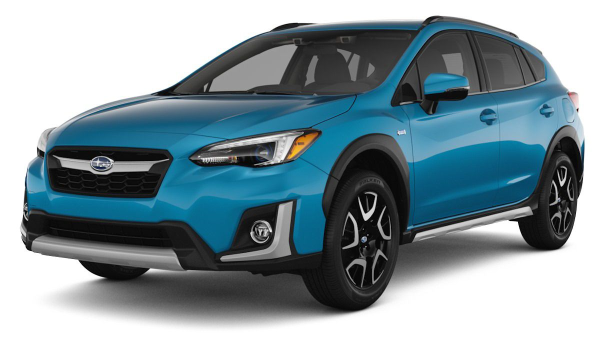 Subaru Crosstrek Hybrid 2019 A Plug In Hybrid Version Of The Compact Crossover Xv That Integrates Electric Motors A 2 Subaru Impreza Subaru Subaru Crosstrek
