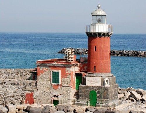 Molo bagno light porto d 39 ischia italy marga abati - Bagno italia ischia ...