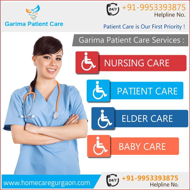 Patient Care Patient Care Services in Gurgaon, Delhi