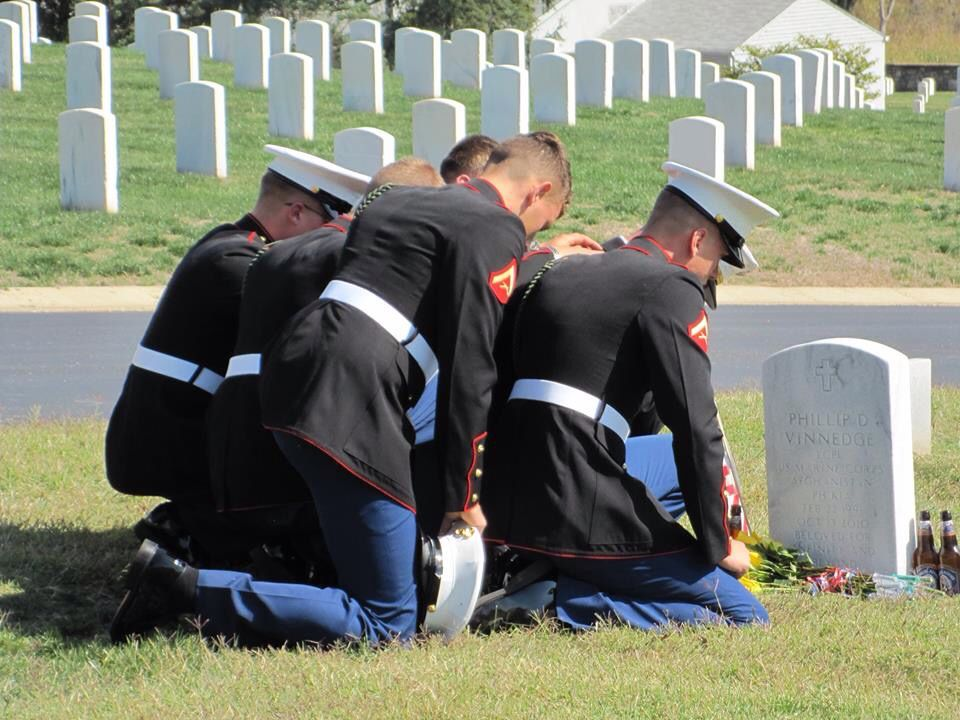 Memorial Day  Always Remember USMC
