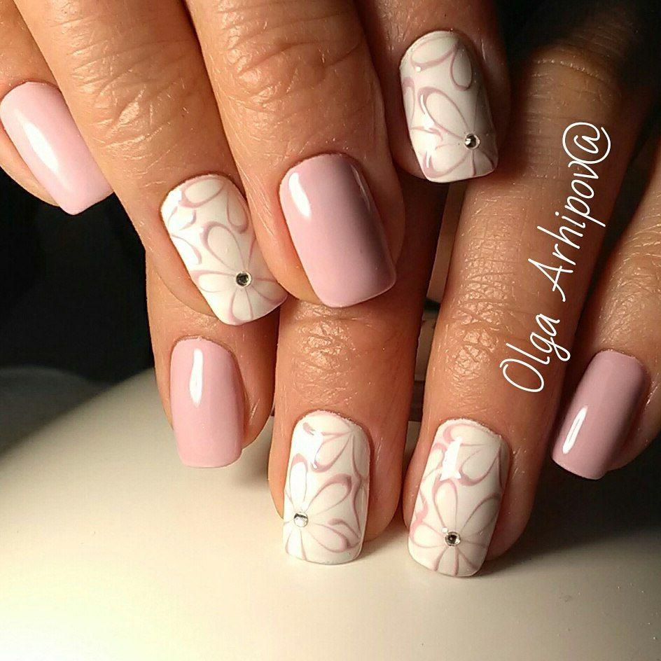 Pomysły Nail Design - zdjęcia, filmy, lekcje, manicure! | VK | Nails ...
