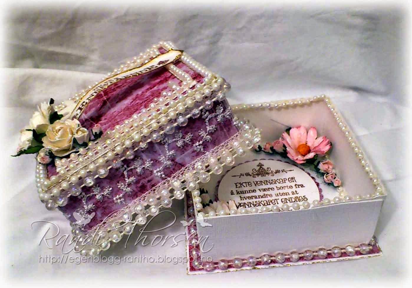 RANDI'S LILLE BLOGG: DT Wild Orchid Crafts - DU ER ENESTÅENDE